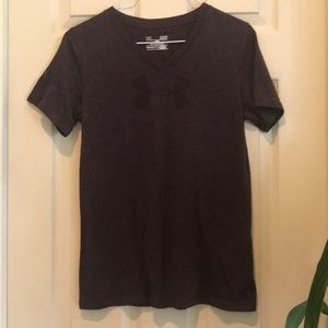 S under armour workout tee